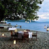 Ресторан острове Мойо